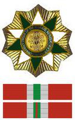 Order of the Niger - Image: Order of the Niger Nigeria