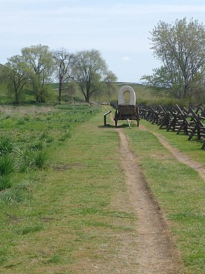 Whitman Mission National Historic Site - The Oregon Trail at Whitman Mission