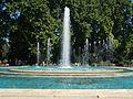 Organ Pipes (East). Musical fountain on Margaret Island. - Budapest, Hungary.JPG