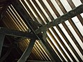 Original timber roof in St Michael's Church, Chester (9).JPG