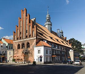 Orneta - Town hall
