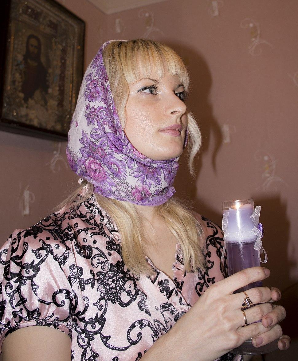 Orthodox Christmas in Ukraine