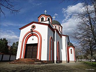Stepanovićevo - Church of Saint Lazar of Kosovo - Stepanovićevo