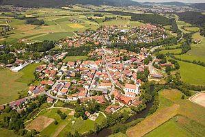 Arnschwang - Image: Ortschaft Arnschwang
