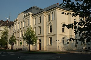 University of Ostrava - Faculty of Science