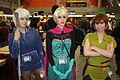Otakuthon 2014- Jack Frost, Elsa and Peter Pan (14842914979).jpg