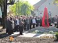 Otkrivanje obnovljenog spomenika Crvenoarmejcima u Vrbasu 2010.godine.jpg