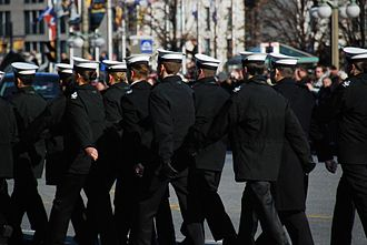 Royal Canadian Sea Cadets - Royal Canadian Sea Cadets attend Remembrance Day Ceremonies