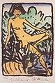 Otto Mueller - Am Ufer sitzendes Mädchen - 1922-26.jpeg