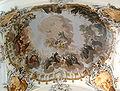 Ottobeuren Langhausgewölbefresko Glorie des hl Benedikts.jpg