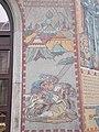 Ottoman camp. Mosaic of Szondi ballad by Jenő Haranghy (1947) at Radisson Blu Béke Hotel. - Budapest.JPG