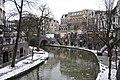 Oudegracht met zicht op Hotel Kasteel van Antwerpen - panoramio.jpg