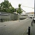 Overzicht van de linker zijgevel met de aangebouwde lange gang - Tilburg - 20388607 - RCE.jpg