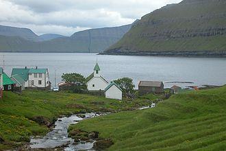 Magnus Heinason - Oyndarfjørður