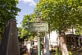 Père-Lachaise - Division 21 - Chemin Berthollé 01.jpg