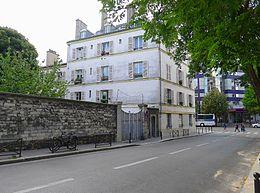 rue corbineau wikimonde. Black Bedroom Furniture Sets. Home Design Ideas