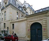 P1140193 Paris III rue Charlot n°7 hôtel Cornuel rwk.JPG