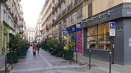 image illustrative de l'article Rue Française