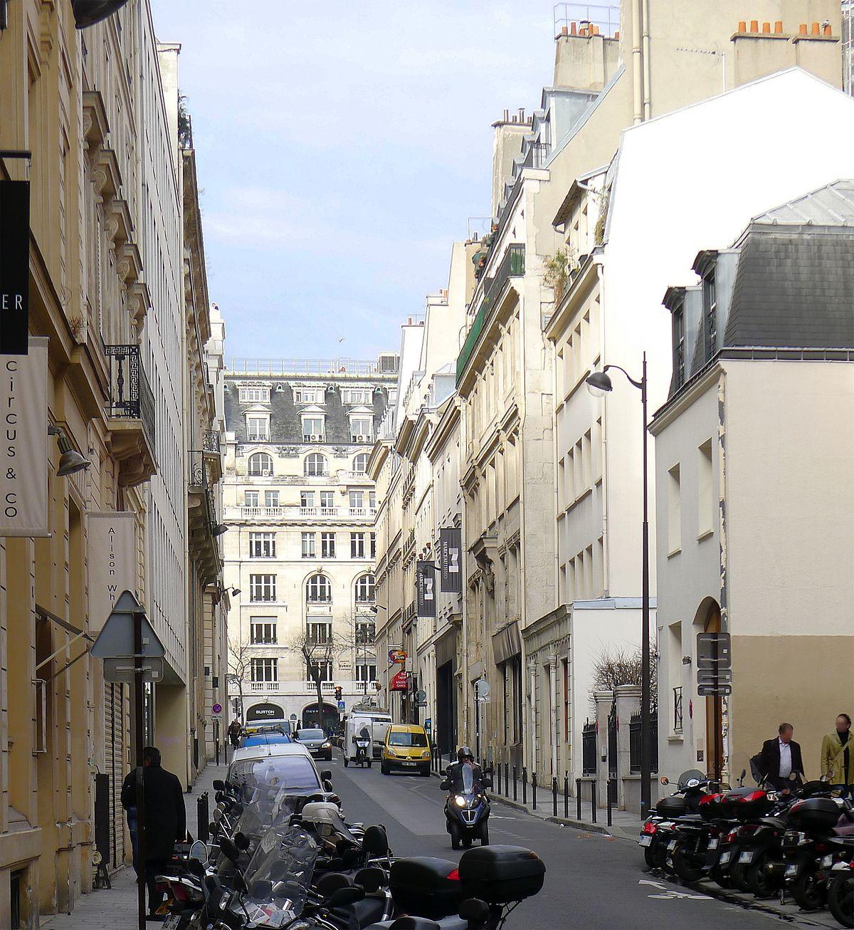 rue saint