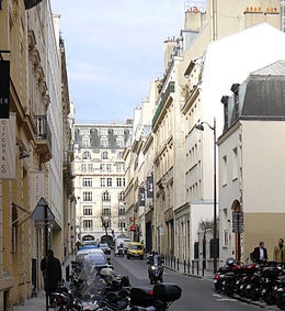 Image illustrative de l'article Rue Saint-Fiacre (Paris)