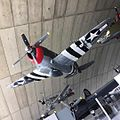P47 Thunderbolt with P51 Mustang (33834340932).jpg