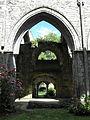 Paimpol (22) Abbaye de Beauport Abbatiale 01.JPG