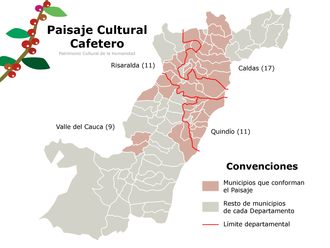 Coffee production in Colombia - Colombia's coffee growing axis is a World Heritage Site