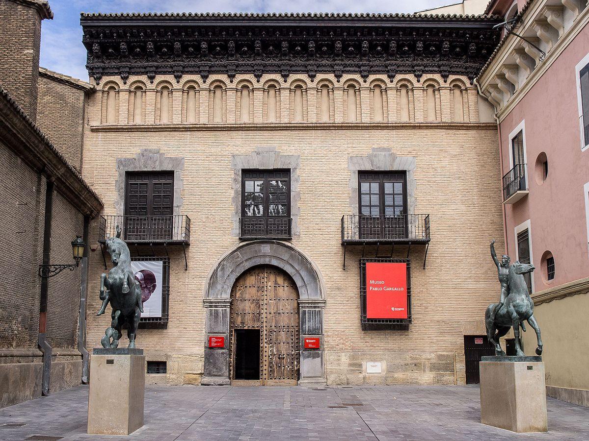Museo Pablo Gargallo - Wikipedia, la enciclopedia libre