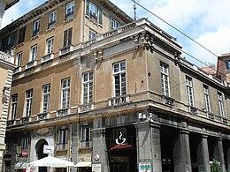 Ufficio Erasmus Architettura Genova : Palazzo cristoforo spinola wikipedia