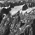 Palisade Glacier, Hanging Glacier Remnants, September 2, 1965 (GLACIERS 1596).jpg