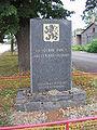 Památník k 15. výročí osvobození v Nýrově.JPG