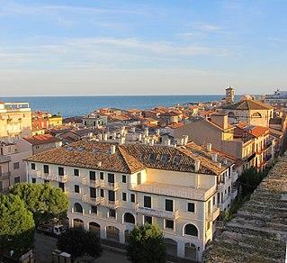 Porto Recanati Comune in Marche, Italy