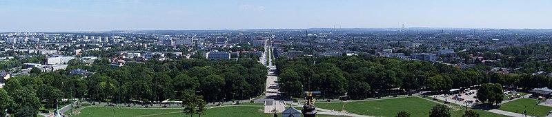 Soubor:Panorama of Częstochowa.jpg