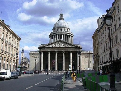Il pendolo di Foucault e il Pantheon di Parigi