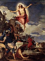 Paolo Veronese - The Resurrection of Christ - WGA24817.jpg