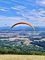 Paragliding in Tamborine Mountain, Queensland, Australia, 2020, 10.jpg