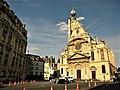 Paris, France. EGLISE SAINT ETIENNE DU MONT. (PA00088414).jpg
