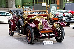 Paris - Bonhams 2016 - Renault Type CC tourer - 1911 - 008.jpg