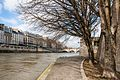 Paris 75001 Quai des Orfèvres riverside 20140304 Quai des Saints-Augustins.jpg