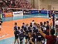 Paris Volley Resovia, 24 October 2013 - 14.JPG