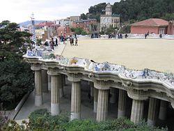 Obras De Antoni Gaudi Patrimonio De La Humanidad