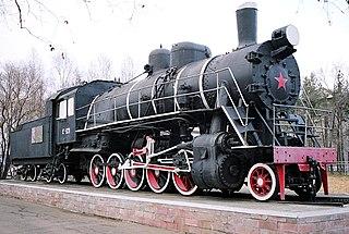 Russian locomotive class Ye