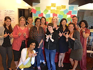 Participants of Gender Gap Strategic Day.jpeg