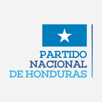 National Party of Honduras - Image: Partido nacional New LOGO