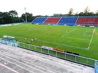 Pasir Gudang - Pasir Gudang Corporation Stadium