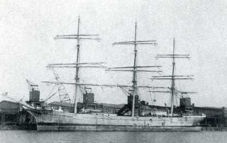SMS <i>Seeadler</i> (1888) ship