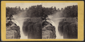 Passaic Falls, from Robert N. Dennis collection of stereoscopic views.png