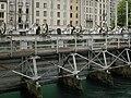 Passerelle entre le Pont de la Machine et le quai de l'Île, Genève, Suisse - Łukasz Drozdowski.jpg