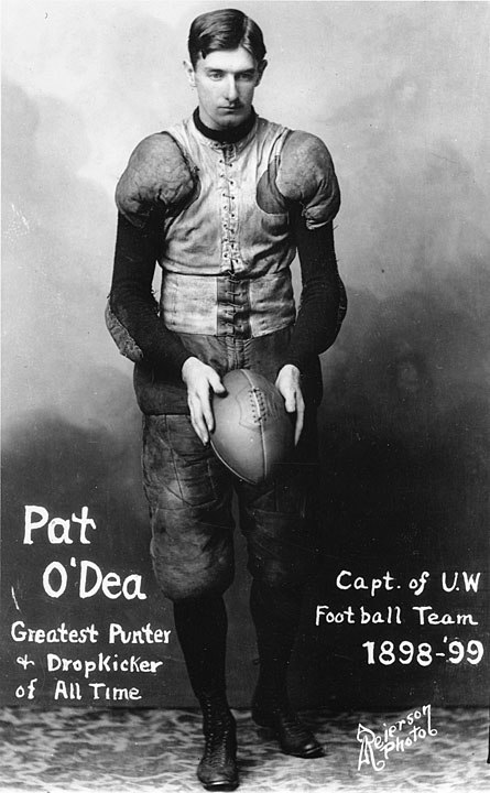 Pat O'Dea