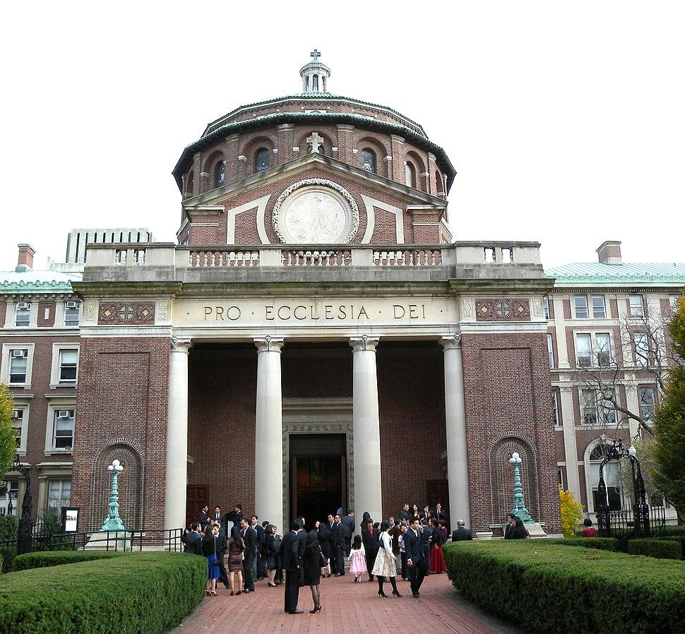Paul Chapel Columbia jeh